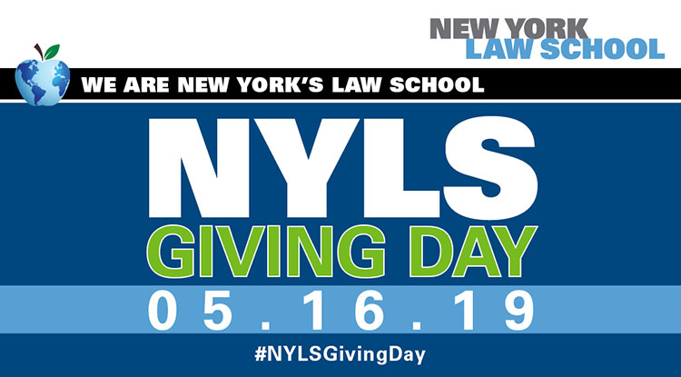 NYLS Giving Day 05.16.19