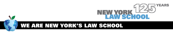 NYLS 125th Banner