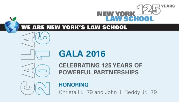 Gala 2016: Celebrating 125 Years of Powerful Partnerships